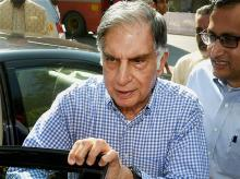Interim Chairman of Tata Sons Ratan Tata. Photo: PTI