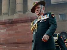 Army Chief, General Bipin Rawat