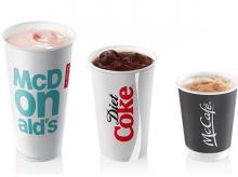 McDonald, soft drink, beverage