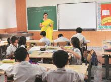 Beyond universal enrolment in Indian schools, low attendance, high dropouts
