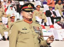 General Qamar Javed Bajwa, Pakistan Army chief, Pakistan