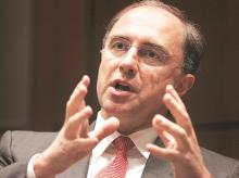 Xavier Rolet, LSE, CEO