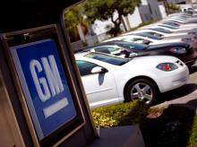 General Motors. Photo: Reuters