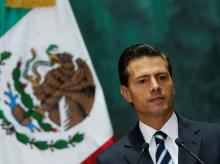 Mexican President Enrique Pena Nieto. Photo: Reuters