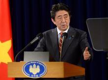 Shinzo Abe (File Photo)
