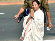 West Bengal Chief Minister Mamata Banerjee. (File photo: PTI)