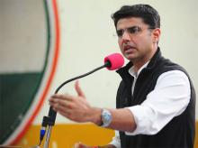 Congress leader Sachin Pilot. Photo: Twitter (@SachinPilot)