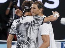 Roger Federer, Rafael Nadal, Australian Open