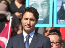 Canadian Prime Minister Justin Trudeau. Photo: Shutterstock