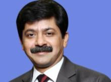 Adarsh Hegde, Jt MD, Allcargo Logistics