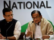 P Chidambaram, Chidambaram, Union Budget, Budget, Jaitley, Congress, Randeep Surjewala