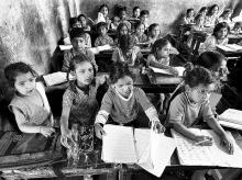 school, children, education