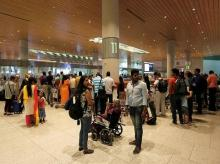Aviation, airport, Passengers, Chhatrapati Shivaji International airport, Mumbai