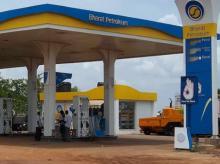 BPCL, petrol, petrol pump