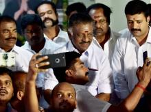 Euphoria in Panneerselvam camp; DMK, Congress welcome SC verdict