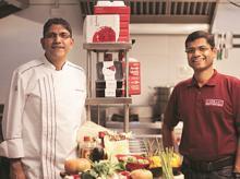 48East founders Nabhojit Ghosh (left) & Joseph Cherian