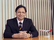 Ajay, Ajay Singh, spicejet