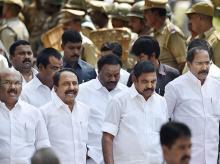 Tamil Nadu Chief Minister Edappadi K Palaniswami. Photo: PTI