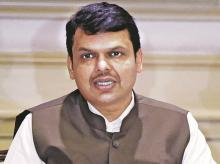 Chief Minister Devendra Fadnavis has already ruled out the BJP seeking Congress' help in the BMC