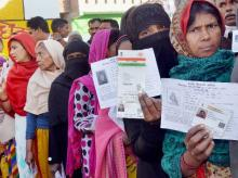 Election, Voting, Uttar Pradesh