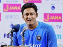 Anil Kumble, Cricket, Indian Cricket, test, test match, Australia, Chinnaswamy stadium, Bengaluru