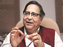Central Statistics Office, Chief Statistician TCA Anant