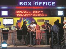 Box-office, bollywood, Hindi Movies, ticket counter, multiplex, cinema hall,