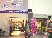 IRCTC, Railways, service charge