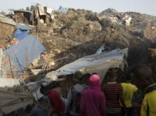 Ethiopia landfill