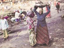 rural women, rural village