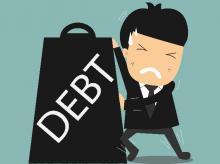 debt, loans