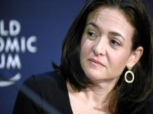 COO Sheryl Sandberg | File photo