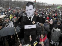 Russia, Moscow, Putin, protest