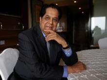 K V Kamath, President of New Development Bank (Photo: Reuters)