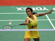 P V Sindhu, Sindhu, Saina Nehwal, Saina, India Super Series, badminton, Siri Fort Sports Complex, New Delhi