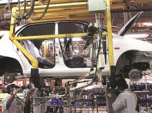 Car, Production, Export
