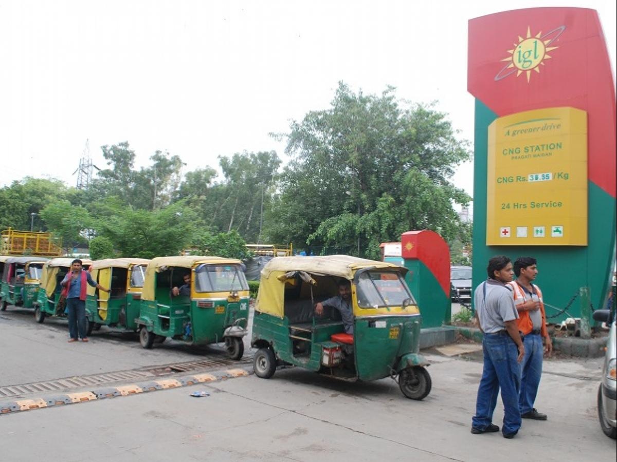 cng gets cheaper by rs 1.53 a kg in delhi; piped cooking gas price also lowered   business standard news