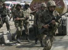 Pakistan, terror attack