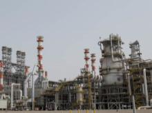 YASREF refinery at Yanbu, Saudi Arabia