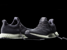 Adidas' Futurecraft 4D footwear