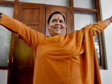 'Tired, not retired': Uma Bharti says she will return to electoral politics