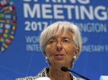 IMF, Christine, Lagarde