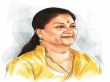 Chief minister of Rajasthan: Vasundhara Raje