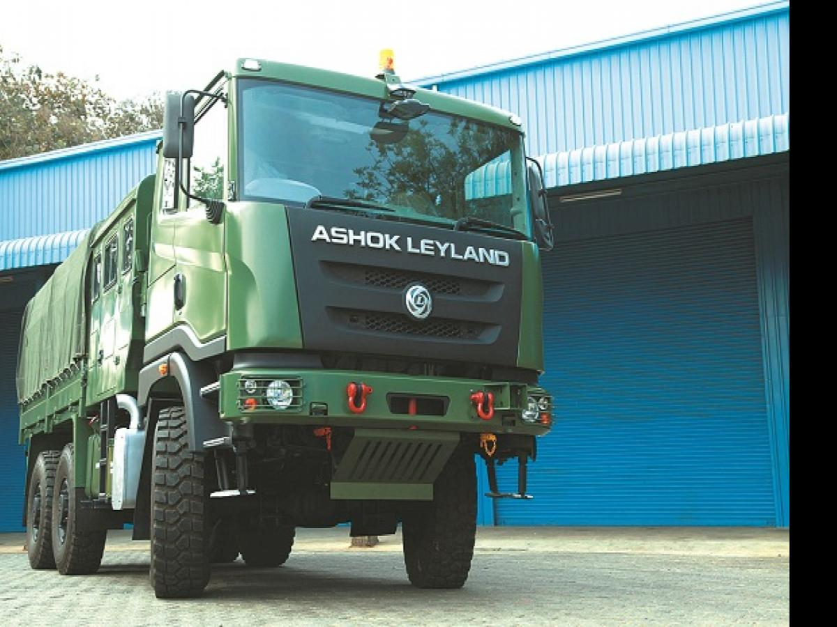 Ashok Leyland bags order to supply Tracked Combat Vehicle to armed