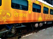 Fares of Tejas train 20% more than Shatabdi Expres