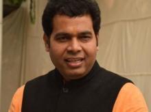 UP Power Minister Shrikant Sharma.