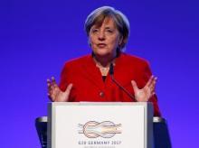 Angela Merkel, Germany