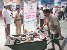 swachh bharat, swachh, garbage, clean city