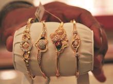 gold, jewellery, ornaments, bangles