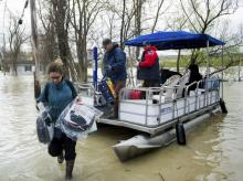 Montreal floods